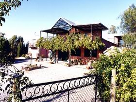 The Terrace Gallery at Patly Hill Farm - Accommodation Nelson Bay