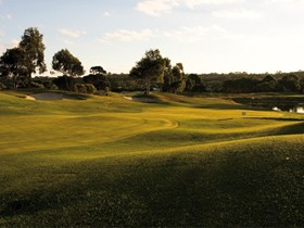 McCracken Country Club Golf Course - Accommodation Nelson Bay
