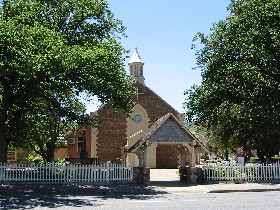 St George Church and Cemetery Tours - Accommodation Nelson Bay