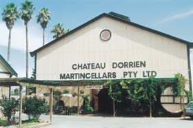 Chateau Dorrien Winery - Accommodation Nelson Bay