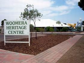Woomera Heritage and Visitor Information Centre - Accommodation Nelson Bay