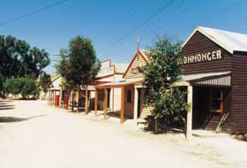 Old Tailem Town Pioneer Village - Accommodation Nelson Bay