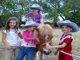 Amberainbow Pony Rides - Accommodation Nelson Bay