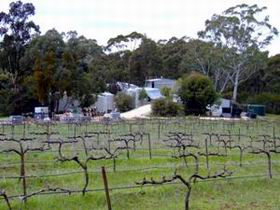 Jeanneret Wines - Accommodation Nelson Bay