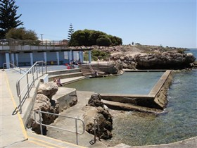 Edithburgh Tidal Pool - Accommodation Nelson Bay