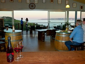 Dudley Cellar Door - Accommodation Nelson Bay
