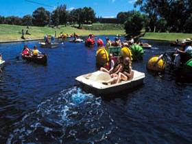 Greenhills Adventure Park - Accommodation Nelson Bay