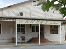 Drill Hall Emporium - The - Accommodation Nelson Bay