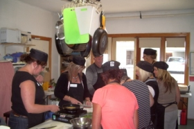 Tranquilles Cooking School - Accommodation Nelson Bay