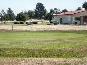 Campbell Town Golf Club - Accommodation Nelson Bay