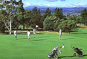 Riverside Golf Club Ltd - Accommodation Nelson Bay