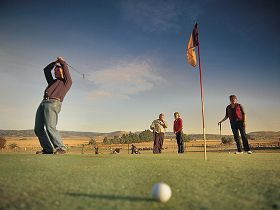 Ratho Farm  Golf - Accommodation Nelson Bay