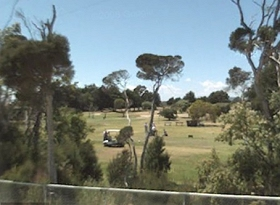 Greens Beach Golf Course - Accommodation Nelson Bay