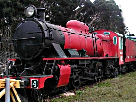 Don River Railway - Accommodation Nelson Bay