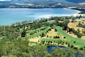 Orford Golf Club - Accommodation Nelson Bay