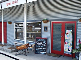 Gone Rustic - Accommodation Nelson Bay