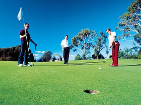 Queenstown Golf Club - Accommodation Nelson Bay