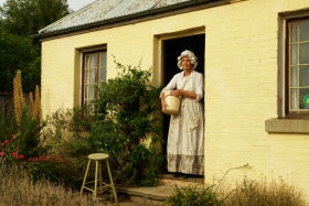Grannie Rhodes' Cottage - Turn The Key Of Time