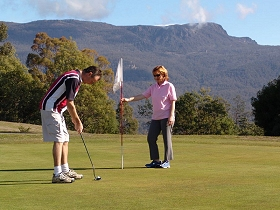 Poatina Golf Course - Accommodation Nelson Bay