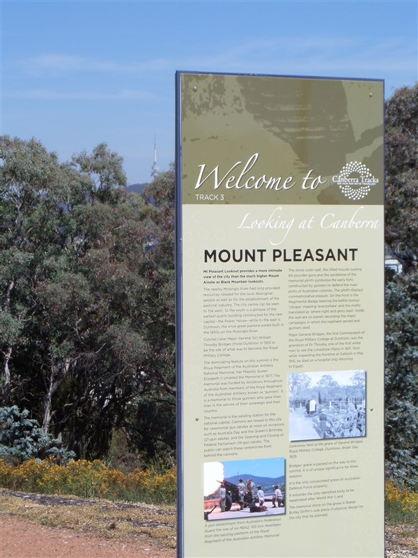 Mount Pleasant Lookout - Accommodation Nelson Bay