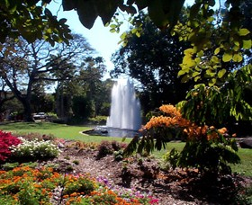 George Brown Darwin Botanic Gardens - Accommodation Nelson Bay