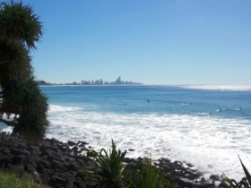 Burleigh Head National Park - Accommodation Nelson Bay