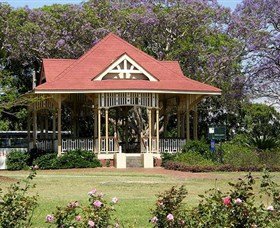 Gympie Memorial Park - Accommodation Nelson Bay