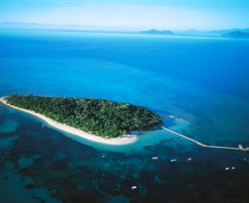Green Island National Park - Accommodation Nelson Bay