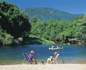 Goldsborough Valley Wooroonooran National Park - Accommodation Nelson Bay