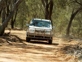 Ward River 4x4 Stock Route Trail - Accommodation Nelson Bay