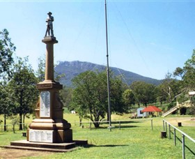 Maroon State School War Memorial - Accommodation Nelson Bay