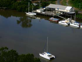 Port of Maryborough - Accommodation Nelson Bay