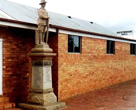 Westbrook War Memorial - Accommodation Nelson Bay