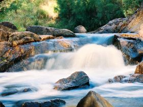 Crows Nest Falls - Accommodation Nelson Bay