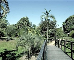 Ingham Memorial Gardens - Accommodation Nelson Bay