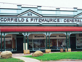 Corfield and Fitzmaurice Building