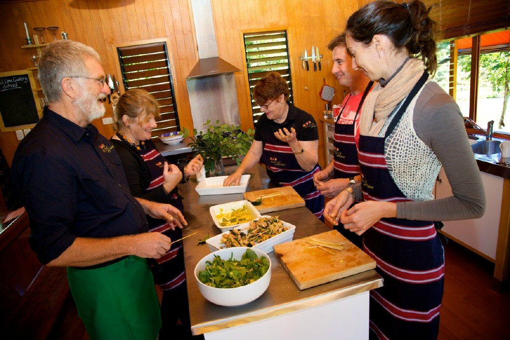 Wild Lime Cooking School - Accommodation Nelson Bay