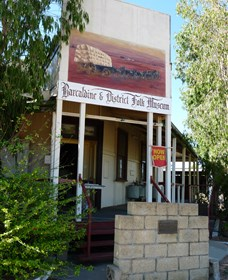 Barcaldine and District Museum - Accommodation Nelson Bay