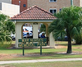 Bundaberg War Nurses Memorial and Park - Accommodation Nelson Bay