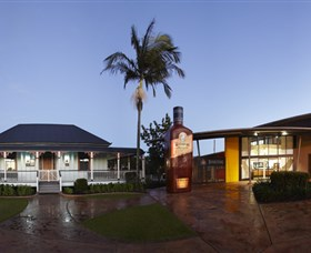 Bundaberg Distilling Company Bondstore - Accommodation Nelson Bay