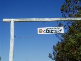 Longreach Cemetery - Accommodation Nelson Bay