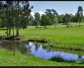 Village Links Golf Course - Accommodation Nelson Bay