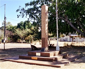 Mount Isa Memorial Cenotaph - Accommodation Nelson Bay