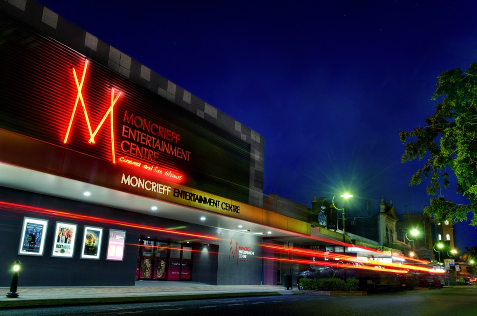 Moncrieff Entertainment Centre - Accommodation Nelson Bay