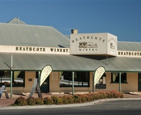 Heathcote Winery - Accommodation Nelson Bay