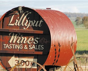 Lilliput Wines - Accommodation Nelson Bay