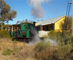 Red Cliffs Historical Steam Railway - Accommodation Nelson Bay