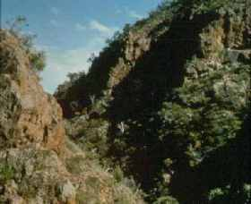 Werribee Gorge State Park - Accommodation Nelson Bay
