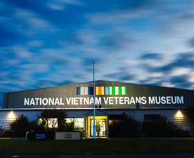 National Vietnam Veterans Museum - Accommodation Nelson Bay
