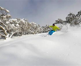 Mt Buller and Mt Stirling Alpine Resort - Accommodation Nelson Bay